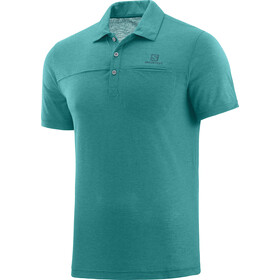 Salomon Explore t-shirt Heren, everglade